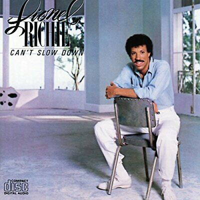 Lionel Richie - Cant Slow Down [CD] • 6.81£