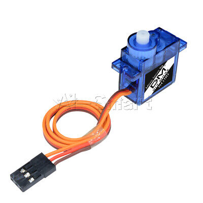 AU15.94 • Buy 10PCS 9G SG90 Mini Micro Servo For RC Robot Helicopter Airplane Car Boat