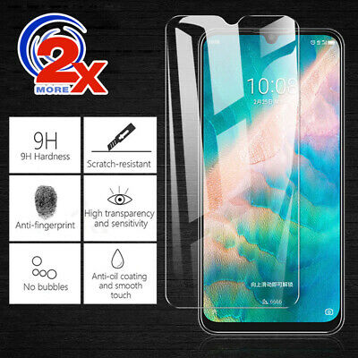 AU4.99 • Buy 2x 9H Tempered Glass Screen Protector For Optus X View /X Vista /X Start /X Wave