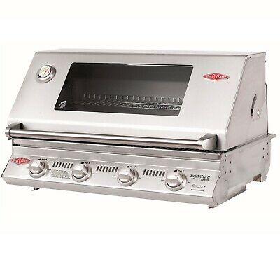 AU1839 • Buy New Beefeater Signature 3000S 4 Burner BBQ (With Window Hood)