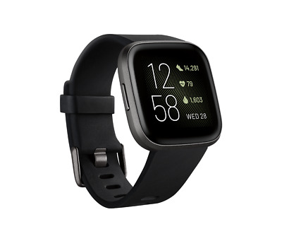 $ CDN255.18 • Buy Fitbit Versa 2 Health And Fitness Smartwatch - NEW Versa2
