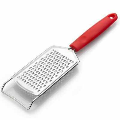 Stainless Steel Mini Grater 24cm Parmesan Orange Nutmeg Lemon Citrus Zester • 4.10£