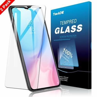 AU4.99 • Buy 2x 9H Tempered Glass Screen Protector For JB Vivo S1 Vivo Y17 Y12 [Anti-Scratch]