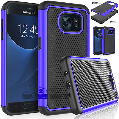 $ CDN6.82 • Buy For Samsung Galaxy S6 S7 Edge S8 S9 S10 S20 Slim Shockproof Silicone Case Cover