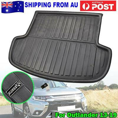 AU33.83 • Buy For Mitsubishi Outlander 2013-2020 Rear Trunk Tray Cargo Mat Floor Boot Liner