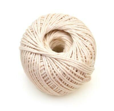 £4.39 • Buy Ball Of String Household Home Office Cotton Strings Twine Rope Ties Tieing Roll