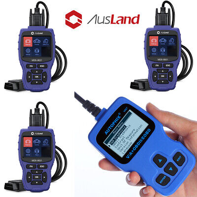 Ausland ECU Check OBD2 Scanner Car ABS SRS Airbag DPF BMS All System Diagnostic • 138.55$