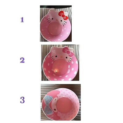 My Melody/ Hello Kitty Melamine Rice,Salad Bowl Or Bowl Of Soup For Kids • 8.50£