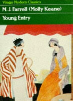 Young Entry (Virago Modern Classics) By M. J. Farrell • 3.71£