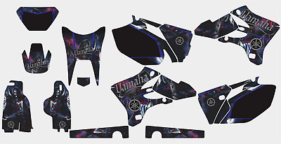 $69 • Buy 0285 Yamaha Wr 250 F Wr 450 F 2003-2006 Decal Sticker Graphic Kit