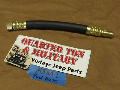 $13.50 • Buy Fuel Line To Pump Hose 8331933 Fits Willys Jeep  M38A1 M170 G758