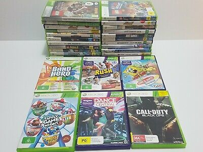 AU43 • Buy Good Condition Xbox 360 Games: Choose Many You Like ✔✔✔Combined Postage✔✔✔