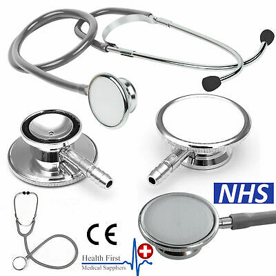 Doctor Stethoscope Pro Dual Head Medical EMT Professional Cardiology Nurse Aid • 3.47£