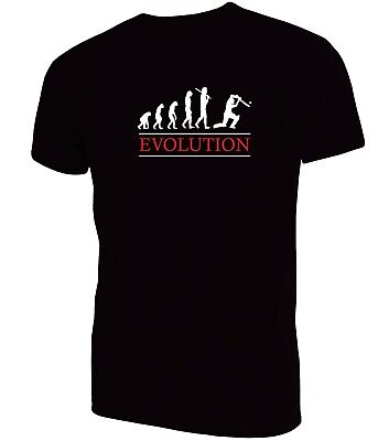 £13.50 • Buy Evolution Of Cricket T-Shirt T-Twenty Ashes World Cup England One Day