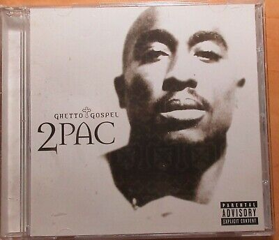 2 Pac : Ghetto Gospel - (CD Single)  • 1.99£