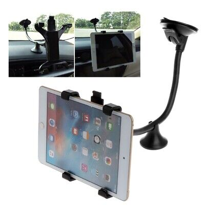 Car Windshield Mount Stand Holder For 7-11 Inch Ipad Tiny Air Galaxy Tablet Tab • 5.08£