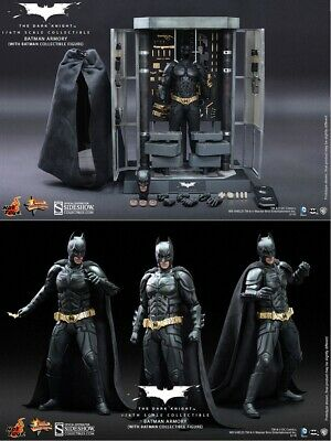 $ CDN741.04 • Buy HOT TOYS BATMAN ARMORY With Dark Knight BATMAN FIGURE ~BRAND NEW~FACTORY SEALED~