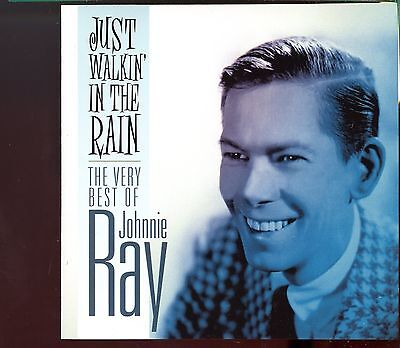 Johnnie Ray / Just Walking In The Rain - The Best Of • 2.50£
