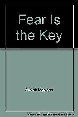 £3.09 • Buy Fear Is The Key Mass Market Paperbound MacLean