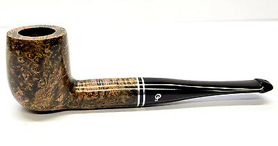 AU132.16 • Buy Peterson Dublin 9mm Filter Straight Billiard Briar Pipe (06)
