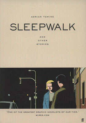 £5.60 • Buy Sleepwalk: And Other Stories By Adrian Tomine (Paperback) FREE Shipping, Save £s