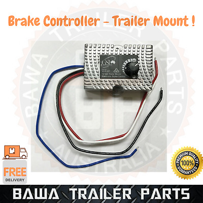 AU114.95 • Buy Brake Controller - Trailer Mount ! Perfect For Electric Brakes ! Upto One Axle