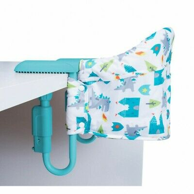New Cosatto Table Chair Clip On Travel Highchair Dragon Kingdom & Carry Bag 6M+ • 54.95£