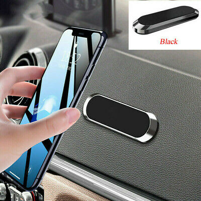 $ CDN3.71 • Buy Strip Shape Magnetic Car Phone Holder Stand For IPhone Magnet Mount Accessories