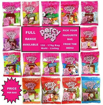 Marks Spencer Percy Pig Gum Sweets 16 Fruit Flavour Bags Available MS Vegetarian • 5.45£