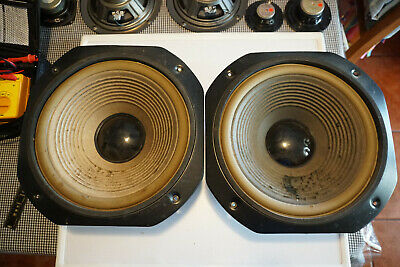 AU40 • Buy Pair Of 12  8 Ohm Daiichi SQ12-100 100W Woofer Speaker Drivers PHILLIPINES