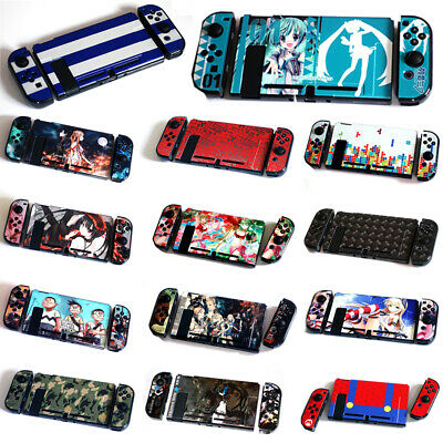 US Protection Shell Case Grip Hard Thin Shell Dockable For Nintendo Switch Cover • 10.33$