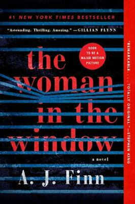 AU39.75 • Buy NEW The Woman In The Window By A J Finn Paperback Free Shipping