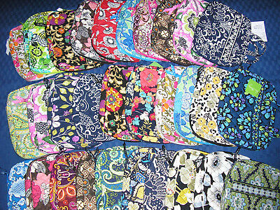 $59.95 • Buy Vera Bradley Varied Assortment Of Good Book/Bible Cases Covers Carriers