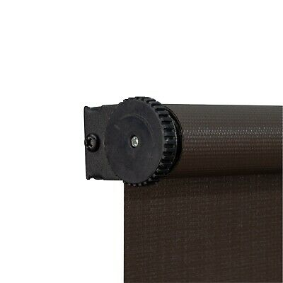 $77.95 • Buy RV Roller Shades Chocolate Camper Window Shades 14  W X 32  H Blackout Blinds