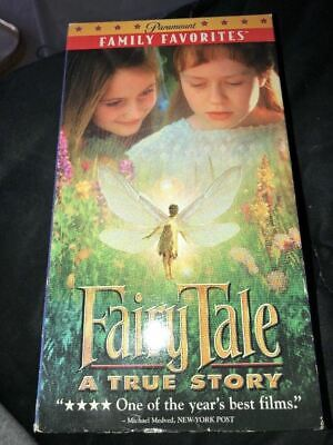 FairyTale: A True Story (VHS, 1998) • 19.61£