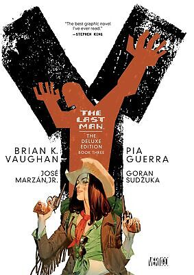 AU52.86 • Buy NEW BOOK Y The Last Man Deluxe Edition Book Three By Vaughan, Brian K. (2011)