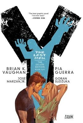 AU52.86 • Buy NEW BOOK Y The Last Man Deluxe Book Five By Vaughan, Brian K. (2011)