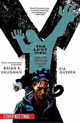 AU52.86 • Buy NEW BOOK Y The Last Man Deluxe Edition Book One By Vaughan, Brian K. (2011)