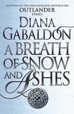 AU25.86 • Buy NEW BOOK A Breath Of Snow And Ashes By Gabaldon, Diana (2015)