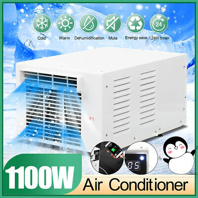 AU275.02 • Buy 3754BTU Refrigerated Cooler Warmer Window Air Conditioner Cooling Timing Summer