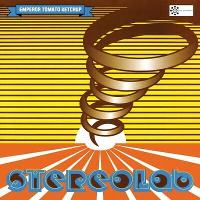 Stereolab Emperor Tomato Ketchup New Sealed Vinyl 3lp Reissue In Stock • 25£