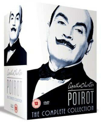 £19.98 • Buy Agatha Christie's Poirot: The Complete Collection 1-6 DVD (2006) David Suchet
