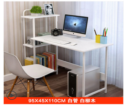 AU45 • Buy Brand New 120cm Office Computer Desk Study Table With Metal Frame