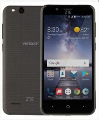 $19.99 • Buy NEW ZTE Blade Vantage Z839 5.0  16GB Black LOCKED Android 7.0 Smartphone/CH16/12
