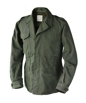 $94.99 • Buy U.s Military M43 Field Jacket M-1943 Od Green Size 50 Xx Large Wwii Reproduction