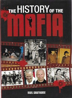 The History Of The Mafia Hardback Book • 5.99£