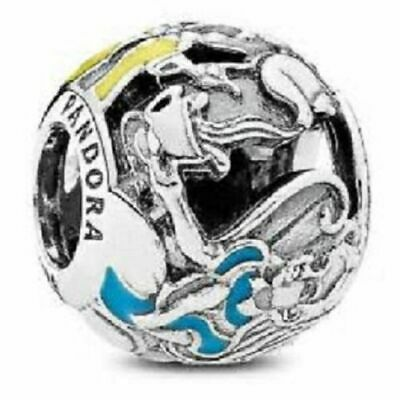 $38.95 • Buy Authentic Pandora Sterling Silver Alice In Wonderland Charm 7501055890746P