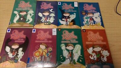 Orchard: Ghost Rescue: Educational Reading Scheme: Set Of 8 Books • 12£