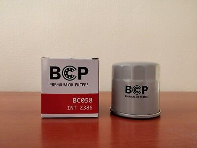 AU37.70 • Buy 12 X Genuine BCP Oil Filters - BC058 (int. Z386 For Toyota Holden Daihatsu)