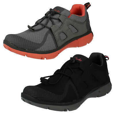 £39.99 • Buy Ladies Clarks Wave Walk Outdoor Shoes Casual Sports Trainers Luminate Trace